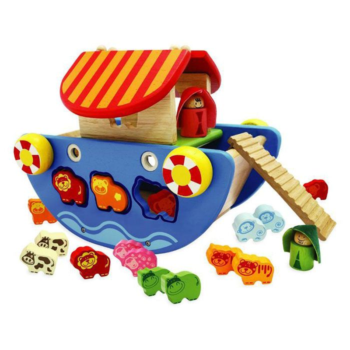 Wooden Animal Game